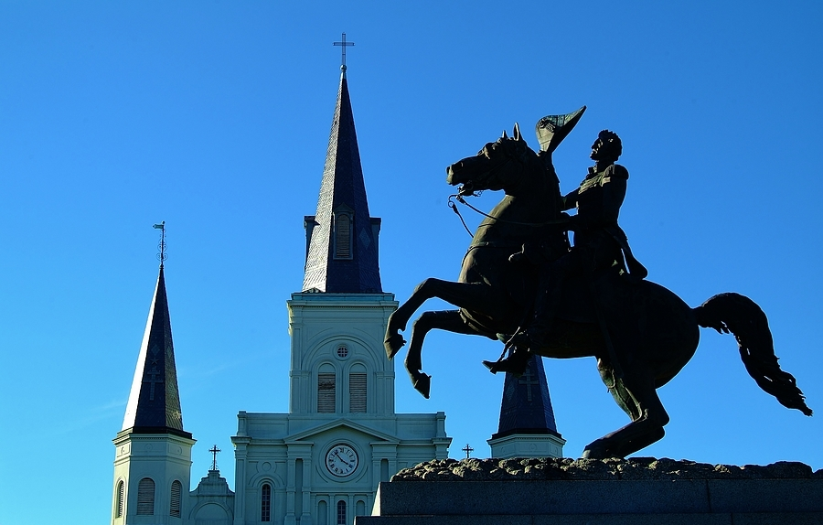 Jackson Square | NIKON 24-85MM F/3.5-4.5G ED-IF AF-S <br> Click image for more details, Click <b>X</b> on top right of image to close