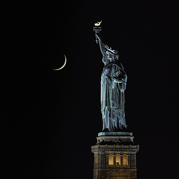 Lady Liberty | LENS MODEL NOT SET