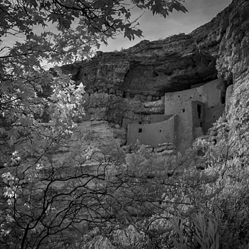 Montezuma's Castle | NIKON 18-70MM F/3.5-4.5G ED-IF AF-S DX <br> Click image for more details, Click <b>X</b> on top right of image to close