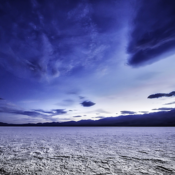 Night Falls Upon Badwater | TAMRON SP 15-30MM F/2.8 DI VC USD