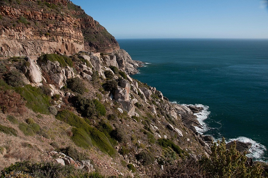 Chapman's peak - Cape Town area | NIKON 18-200MM F/3.5-5.6G ED-IF AF-S VR DX II <br> Click image for more details, Click <b>X</b> on top right of image to close
