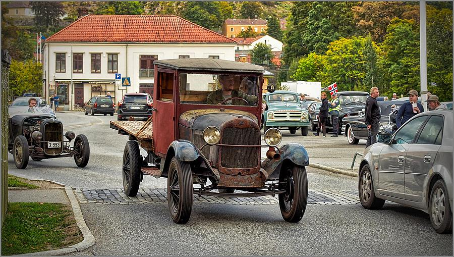 A real Classic - 1929 Model-A  FORD | NIKKOR AF-S 70-200MM F/4G ED VR <br> Click image for more details, Click <b>X</b> on top right of image to close