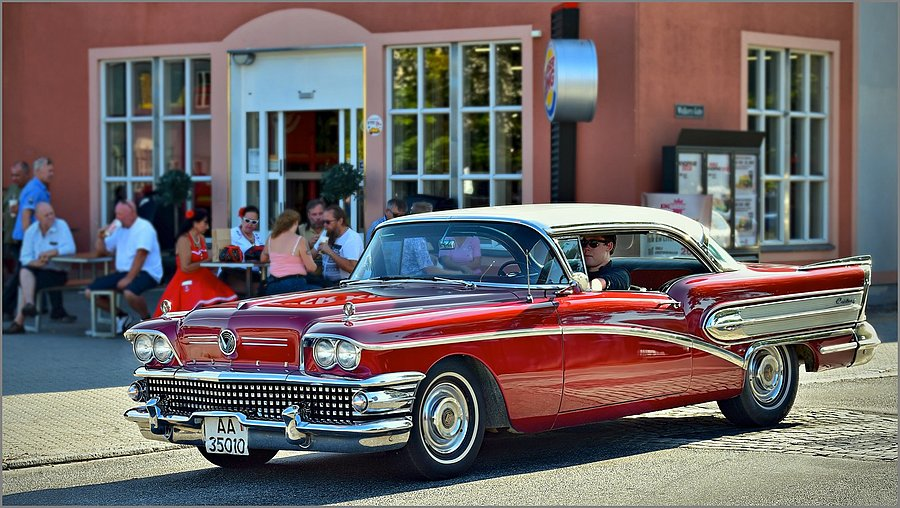 1958 BUICK Century Riviera | NIKKOR AF-S 70-200MM F/4G ED VR <br> Click image for more details, Click <b>X</b> on top right of image to close