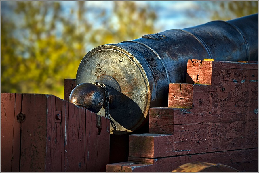 Ancien Cannon from 1704 | TAMRON SP 70-300MM F4-5.6 DI VC USD SP <br> Click image for more details, Click <b>X</b> on top right of image to close