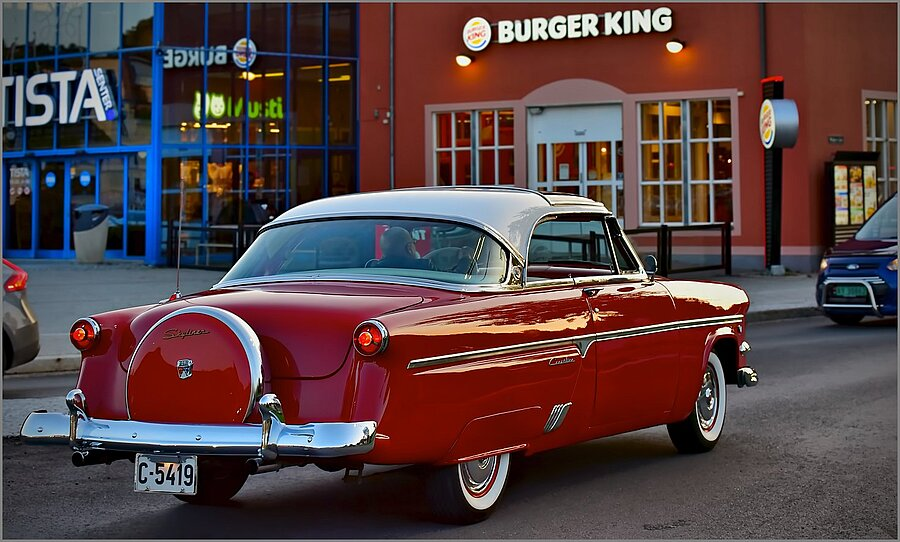 1954 FORD Crestline Skyliner | NIKKOR AF-S 70-200MM F/4G ED VR <br> Click image for more details, Click <b>X</b> on top right of image to close