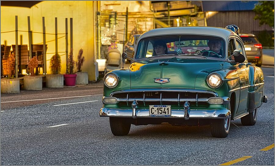 1954 CHEVROLET 210  | LENS MODEL NOT SET <br> Click image for more details, Click <b>X</b> on top right of image to close
