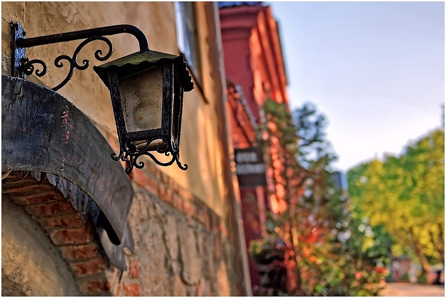 Lantern On The Wall | NIKON 24-70MM F/2.8G ED AF-S N <br> Click image for more details, Click <b>X</b> on top right of image to close