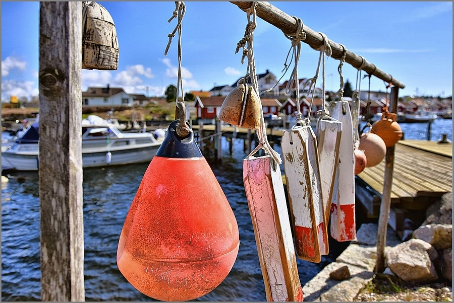 Lobster Pot Marker Floats | SIGMA ART 18-35MM F/1.8 DC <br> Click image for more details, Click <b>X</b> on top right of image to close