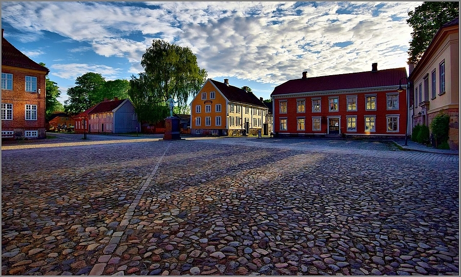 Cobblestone-Pavement  (Old Town Square) | NIKON 12-24MM F/4G ED-IF AF-S DX <br> Click image for more details, Click <b>X</b> on top right of image to close