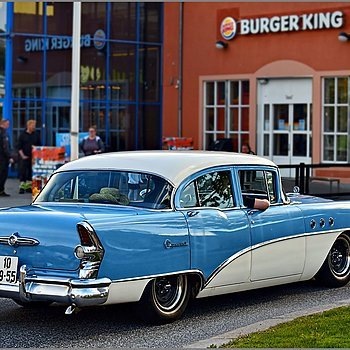 Classic Buick - Lets get a Burger!! | NIKKOR AF-S 70-200MM F/4G ED VR <br> Click image for more details, Click <b>X</b> on top right of image to close