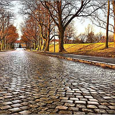 Cobblestone Street | TAMRON  SP 24-70MM F/2.8 DI VC USD  <br> Click image for more details, Click <b>X</b> on top right of image to close