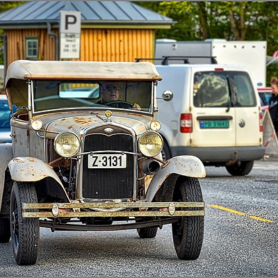 1931 Ford Model-A - as is! | NIKKOR AF-S 70-200MM F/4G ED VR <br> Click image for more details, Click <b>X</b> on top right of image to close