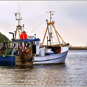 Traditional Shrimp Trawler | NIKON 16-85MM F/3.5-5.6G ED AF-S VR DX <br> Click image for more details, Click <b>X</b> on top right of image to close