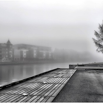 Fog On The River 2 Remake | NIKON 18-140MM F/3.5-5.6G VR
