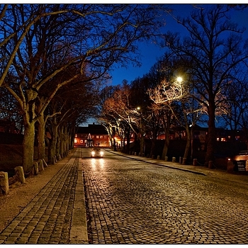 Cobblestone Street - No Snow December 11th !! | TAMRON SP 24-70MM F/2.8 DI VC USD <br> Click image for more details, Click <b>X</b> on top right of image to close