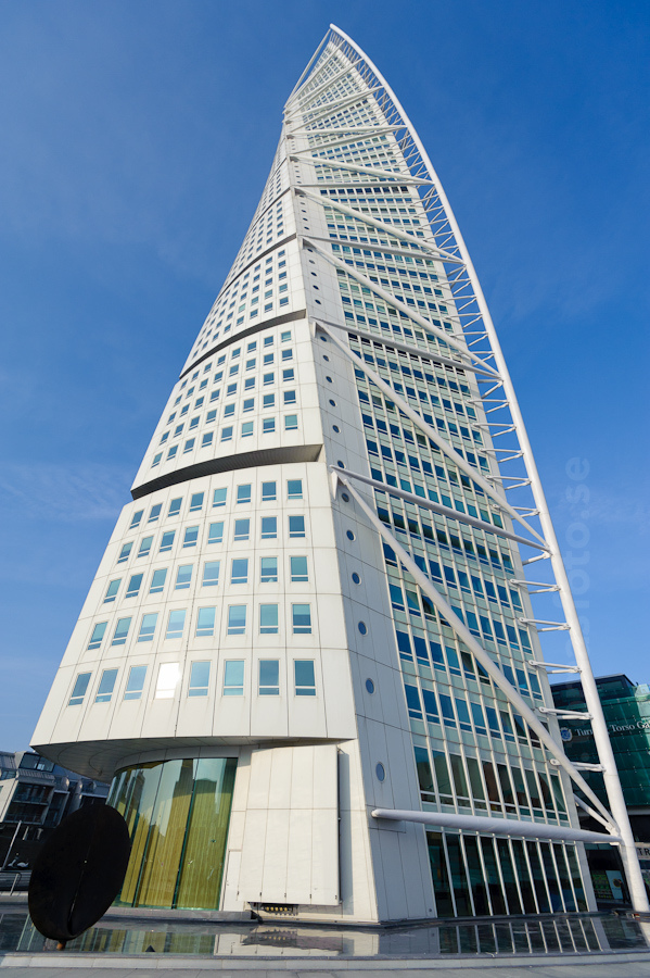 Turning Torso | NIKON 16-35MM F/4G ED AF-S VR <br> Click image for more details, Click <b>X</b> on top right of image to close