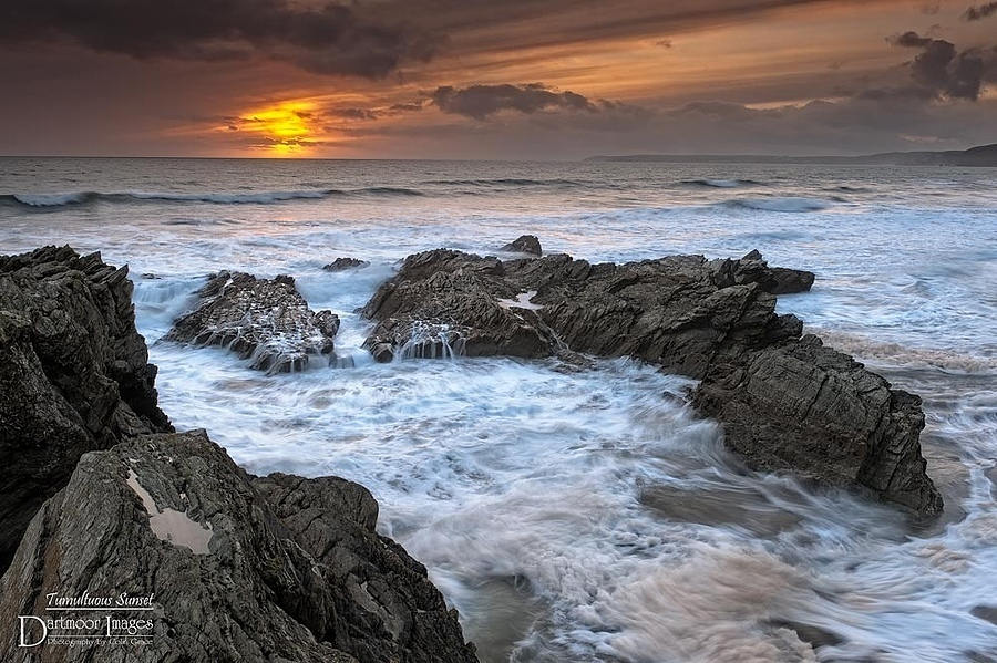 Tumultuous Sunset | NIKON 24-70MM F/2.8G ED AF-S N <br> Click image for more details, Click <b>X</b> on top right of image to close