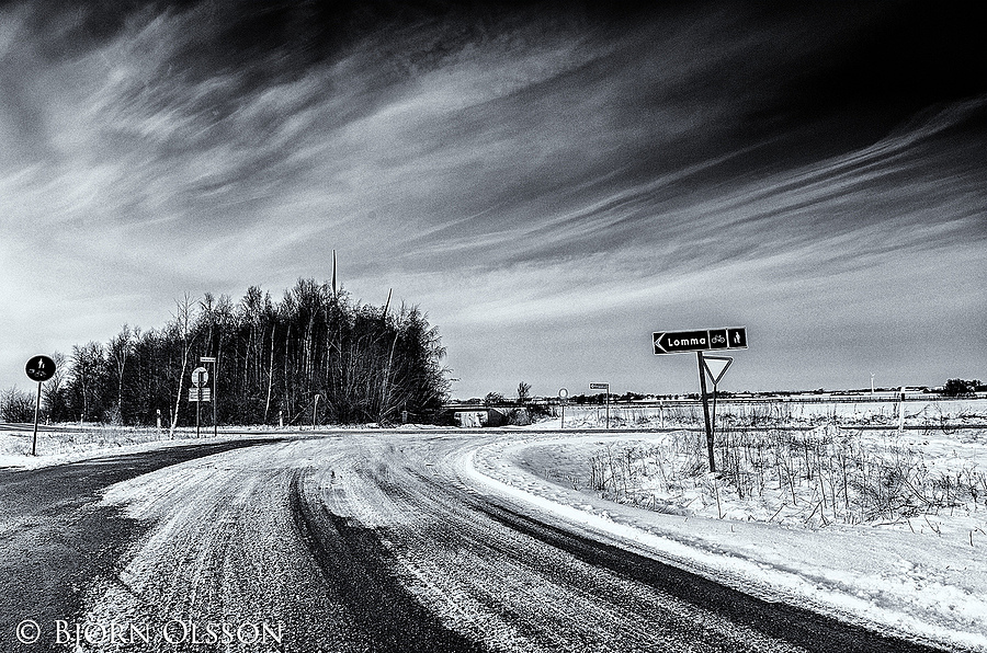 Winter Road | TAMROM SP 17-50MM F/2.8 DI II <br> Click image for more details, Click <b>X</b> on top right of image to close