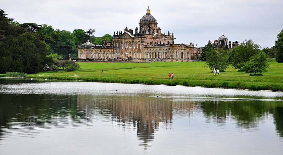 Castle Howard | NIKON 18-105MM F/3.5-5.6G ED-IF AF-S VR DX <br> Click image for more details, Click <b>X</b> on top right of image to close