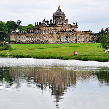 Castle Howard | NIKON 18-105MM F/3.5-5.6G ED-IF AF-S VR DX