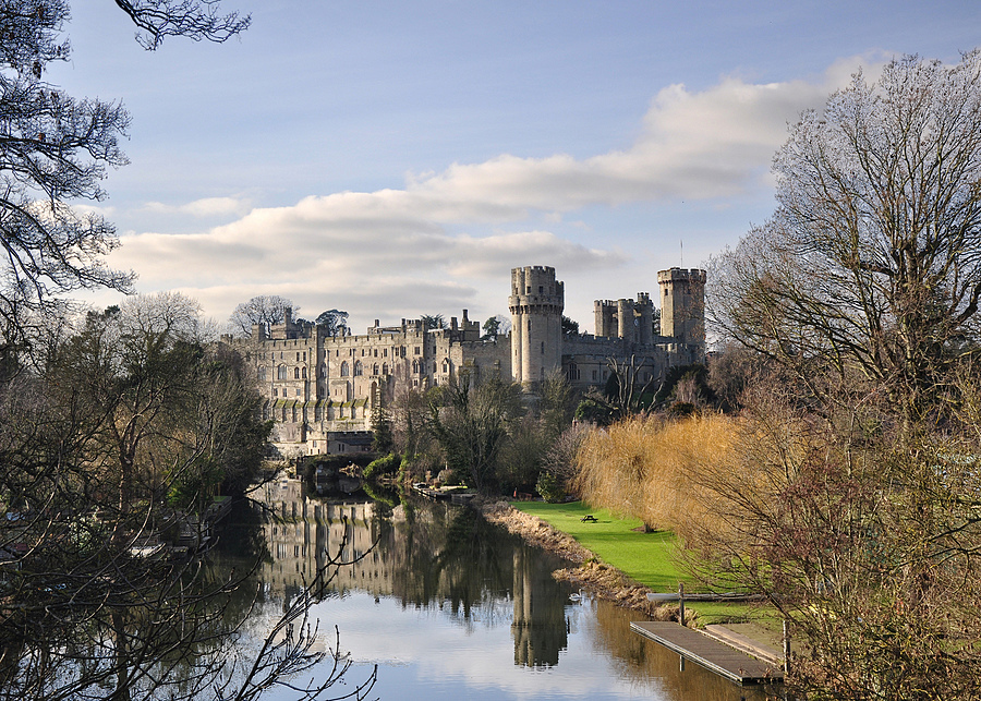 Warwick Castle | NIKON 18-105MM F/3.5-5.6G ED-IF AF-S VR DX <br> Click image for more details, Click <b>X</b> on top right of image to close