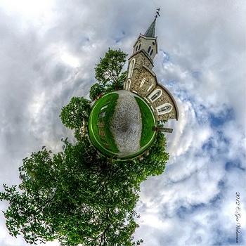 Little Planet | SAMYANG 8MM F/3.5 FISHEYE <br> Click image for more details, Click <b>X</b> on top right of image to close