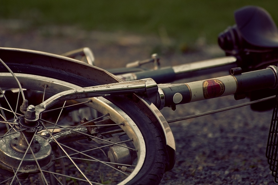 Retro Bike | NIKON 50MM F/1.4 AF <br> Click image for more details, Click <b>X</b> on top right of image to close