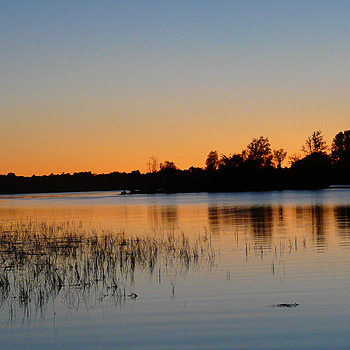 Sunset on the Big Rideau | LENS MODEL NOT SET <br> Click image for more details, Click <b>X</b> on top right of image to close