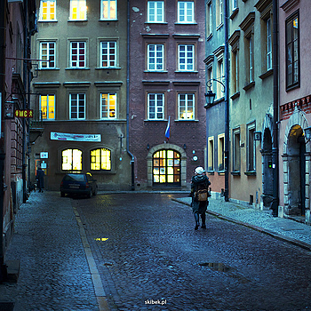 Warsaw oldtown 04 | NIKON 50MM F/1.2 <br> Click image for more details, Click <b>X</b> on top right of image to close