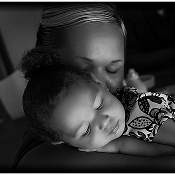 Motherly Love | NIKON 35MM F/1.8G AF-S DX <br> Click image for more details, Click <b>X</b> on top right of image to close