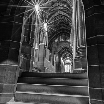 Liverpool Cathedral | LENS MODEL NOT SET