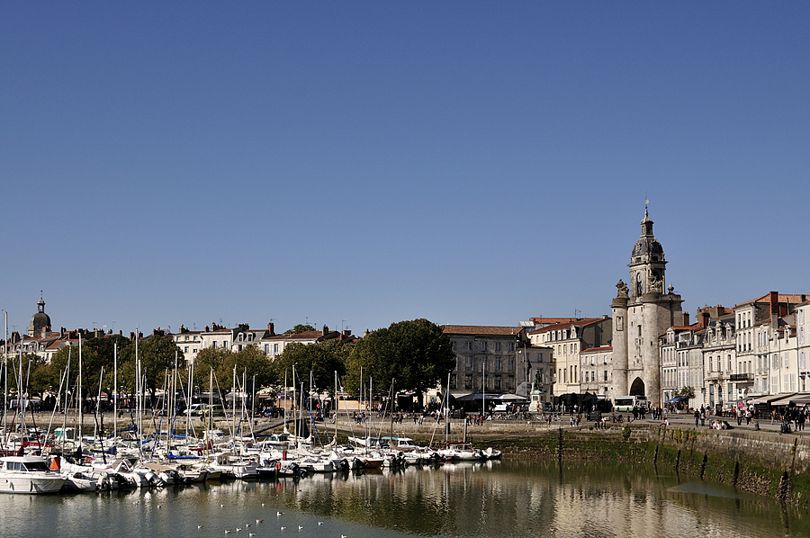La Rochelle | NIKON 35MM F/1.8G AF-S DX <br> Click image for more details, Click <b>X</b> on top right of image to close