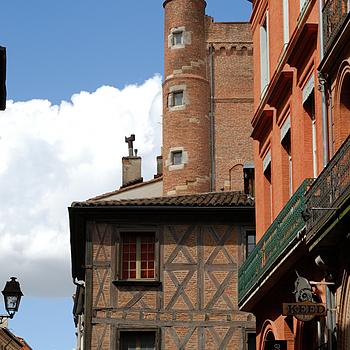 Toulouse | NIKON 18-70MM F/3.5-4.5G ED-IF AF-S DX <br> Click image for more details, Click <b>X</b> on top right of image to close