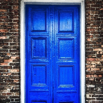 Blue Door |  TOKINA 11-16MM F/2.8 AT-X116 PRO DX <br> Click image for more details, Click <b>X</b> on top right of image to close