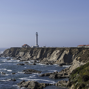 Point Arena Lighthouse | TAMRON 18-270MM F/3.5-6.3
