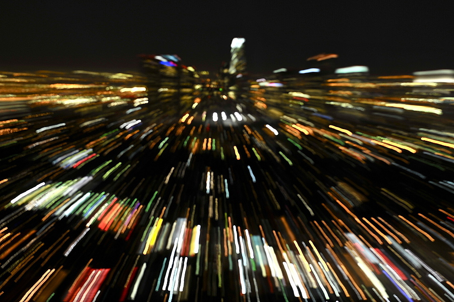 LA at Warp Speed | NIKON 80-200MM F/2.8 ED <br> Click image for more details, Click <b>X</b> on top right of image to close