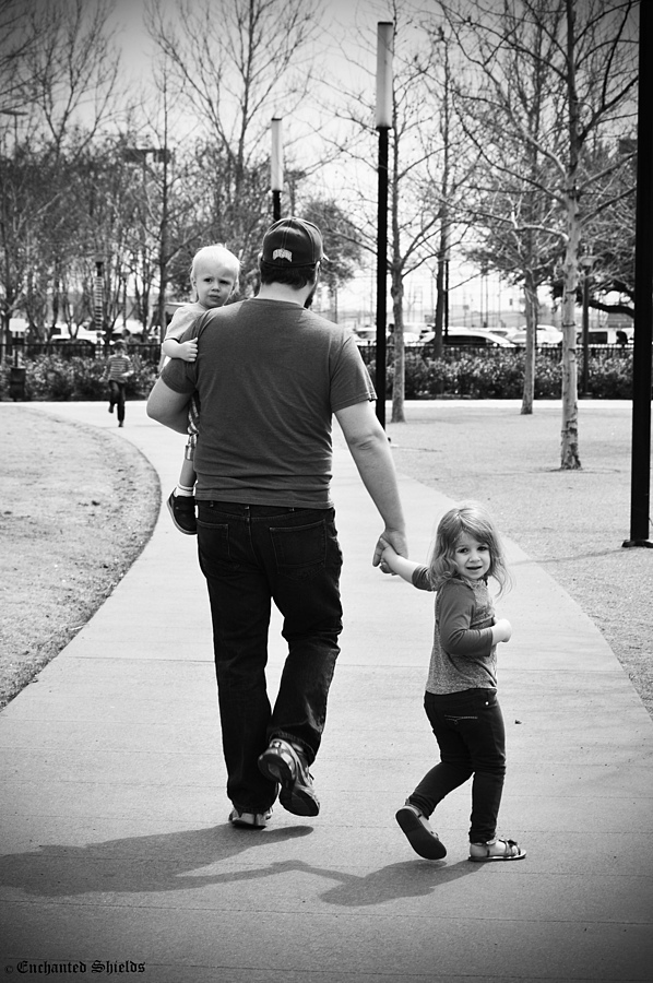 A walk with dad | LENS MODEL NOT SET <br> Click image for more details, Click <b>X</b> on top right of image to close