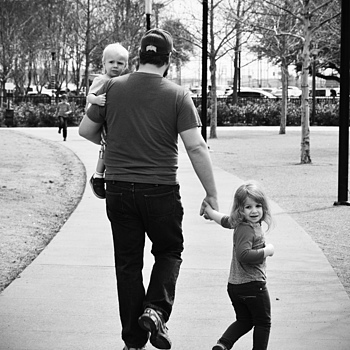 A walk with dad | LENS MODEL NOT SET