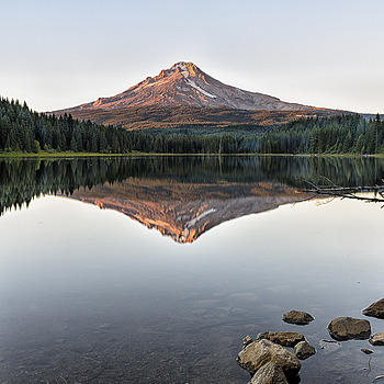 Mt Hood Reflections | NIKON 24-70MM F/2.8G ED AF-S N
