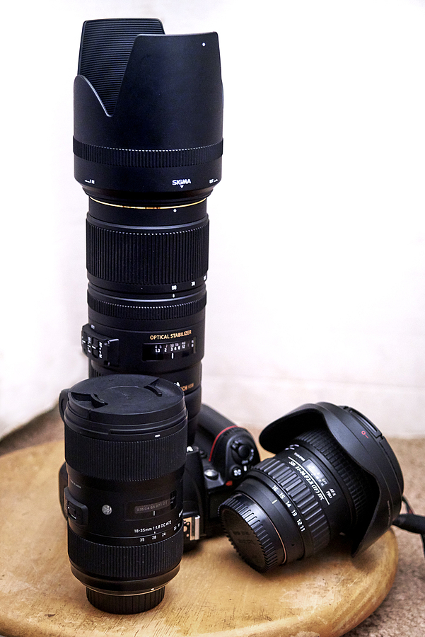 AF Trio | LENS MODEL NOT SET <br> Click image for more details, Click <b>X</b> on top right of image to close