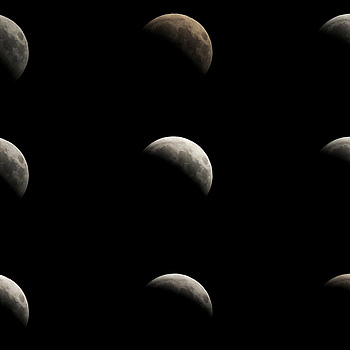 lunar eclipse - 16 aug 2008 - phases | NIKON 55-200MM F/4-5.6G ED AF-S DX <br> Click image for more details, Click <b>X</b> on top right of image to close