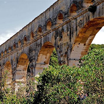 Le Pont du Gard 30 France | NIKON 18-105MM F/3.5-5.6G ED-IF AF-S VR DX <br> Click image for more details, Click <b>X</b> on top right of image to close