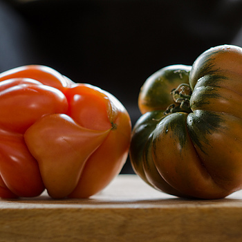Tomatoes | NIKON 50MM F/1.4D AF <br> Click image for more details, Click <b>X</b> on top right of image to close
