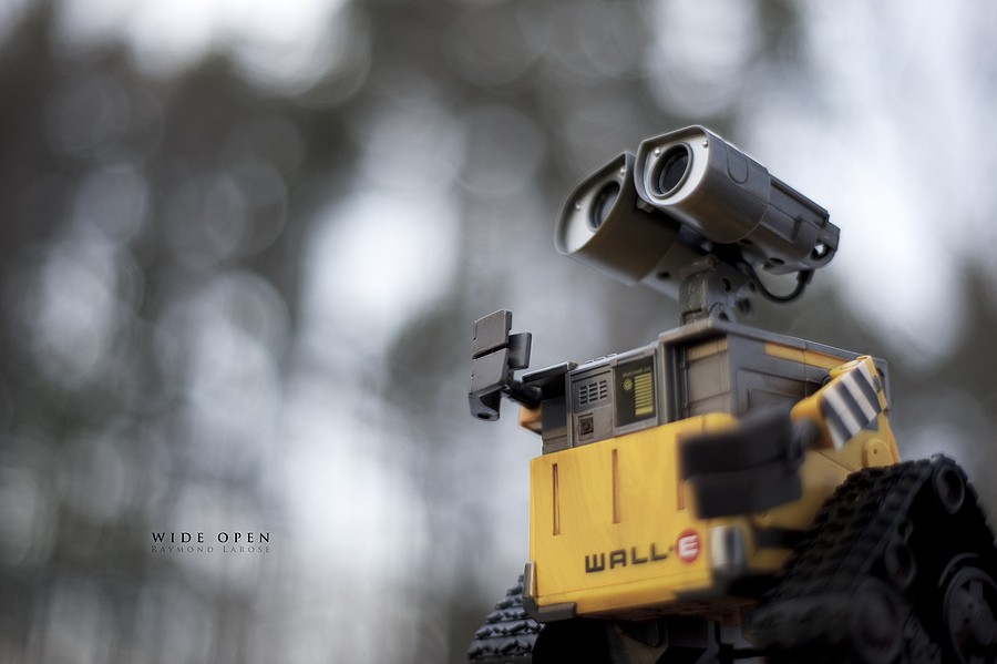 WALL-E | ZEISS ZF-II MAKRO-PLANAR T* F2.0 50MM <br> Click image for more details, Click <b>X</b> on top right of image to close