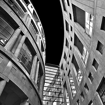 Curving Architecture | NIKON 12-24MM F/4G ED-IF AF-S DX <br> Click image for more details, Click <b>X</b> on top right of image to close