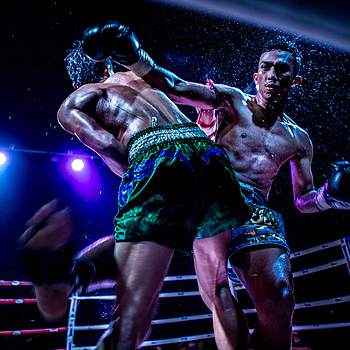Thaiboxing | NIKON 24MM F/2.8D AF <br> Click image for more details, Click <b>X</b> on top right of image to close