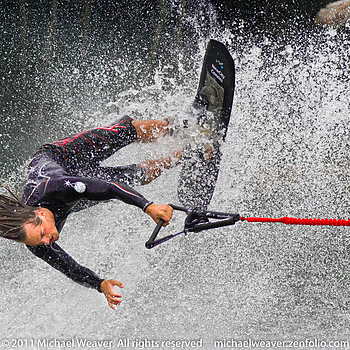 Competition Waterskier | LENS MODEL NOT SET <br> Click image for more details, Click <b>X</b> on top right of image to close