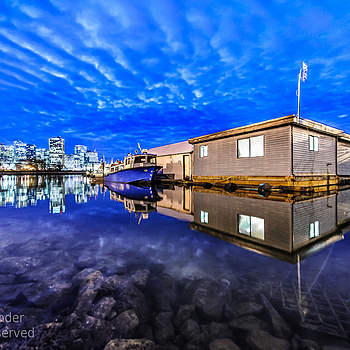 Vancouver Harbour | NIKON 14-24MM F/2.8G ED AF-S N <br> Click image for more details, Click <b>X</b> on top right of image to close