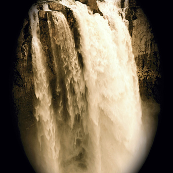 Snoqualmie Falls | LENS MODEL NOT SET