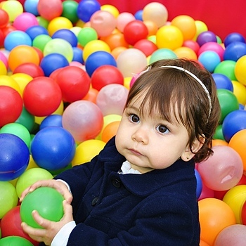Ball Pit | NIKON 18-55MM F/3.5-5.6G ED AF-S DX <br> Click image for more details, Click <b>X</b> on top right of image to close